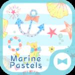 Cute Theme-Marine Pastels-