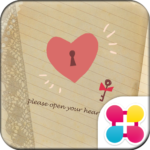 Cute Theme-Open Your Heart-