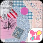 Cute Theme-Parisian Blue-