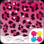 Cute Theme Pink Leopard Pearl