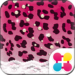Cute Theme Pink Leopard Pearl