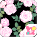 Cute Theme-Pink Roses-