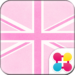Cute Theme-Pink Union Jack-