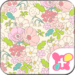 Cute Theme-Poppy Field-