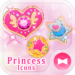 Cute Theme Princess Icons
