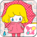 Cute Theme-Rainy Walk-