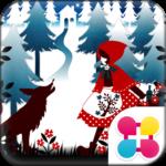 Cute Theme-Red Riding Hood-
