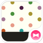 Cute Theme-Simple Dots-