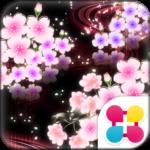 Cute Theme-Starry Sakura-