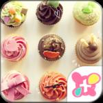 Cute Theme-Sweet Cupcakes-
