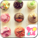 Cute Theme-Sweet Cupcakes-