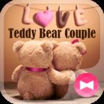 Cute Theme Teddy Bear Couple