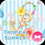 Cute Theme-Tropical Summer!-