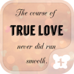 Cute Theme-True Love Poem-