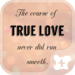 Cute Theme-True Love Poem-