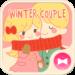 Cute Theme Winter Couple