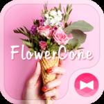 Cute Wallpaper Flower Cone