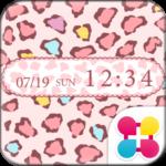 Cute Wallpaper Leopard Candy