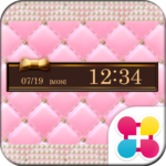 Cute Wallpaper Quilted Pink