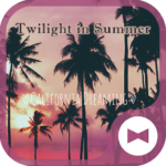 Cute Wallpaper Twilight in Summer Theme