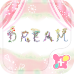 Cute wallpaper-Dreamy Curtain-