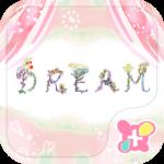 Cute wallpaper-Dreamy Curtain-