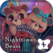Cute wallpaper-Nighttime Bears