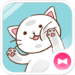 Cute wallpaper-Trapped Cat-