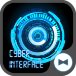 Cyber Interface Cool Theme