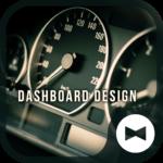 Dashboard Design Car Theme
