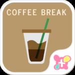 Design wallpaper-Coffee Break-