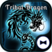 Dragon Theme-Tribal Dragon