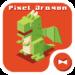 Dragon Wallpaper 8-Bit
