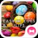 Easter Eggs & Tulips Theme
