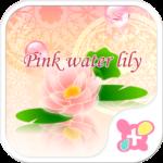 Elegant Theme-Pink Water Lily-