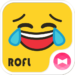 Emoji Wallpaper ROFL