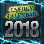 Energy Calendar 2018