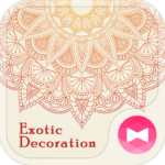 Exotic Decoration +HOME Theme
