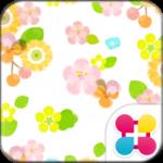 Flower Flow Wallpaper Theme