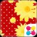 Flower Theme Cherry and Daisy