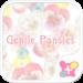 Flower Theme -Gentle Pansies-