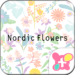 Flower Theme Nordic Flowers