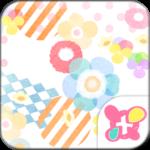 Flowers Theme-Baby blue-eyes-