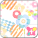 Flowers Theme-Baby blue-eyes-