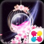 Flowers Wallpaper Crystal Ball