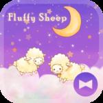 Fluffy Sheep beautiful Theme