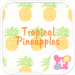 FruitTheme Tropical Pineapples