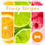 Fruity Stripes +HOME Theme