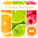 Fruity Stripes +HOME Theme