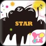 Funky Wallpaper STAR